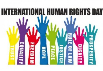 World Day of Human Rights – 10 December 2014